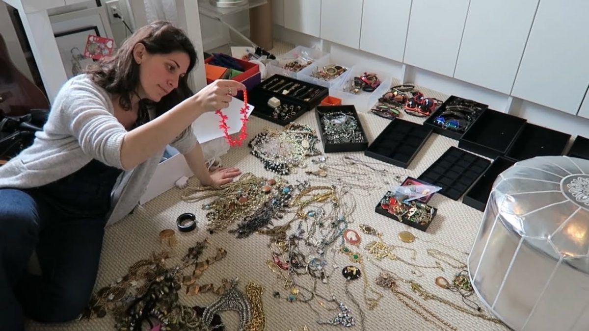 Organising Your Jewellery – Tips for Storage